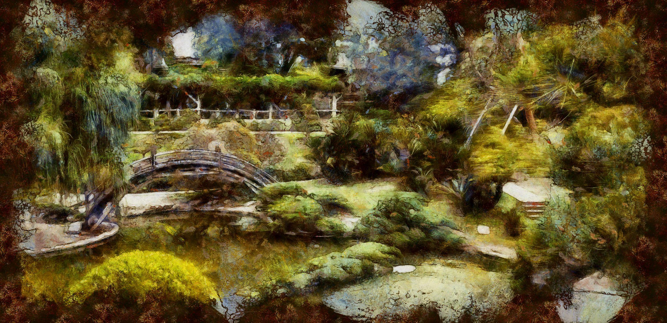 Huntington-Gardens